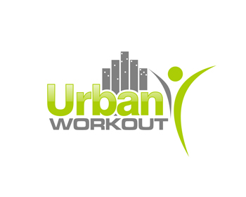 Urban Workout logo design