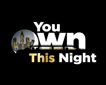 YouOwnThisNight logo design