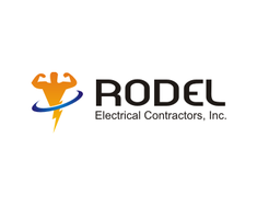 Rodel Electrical Contractors, Inc. logo design