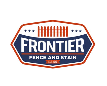 Logo Frontier Fence and Stain