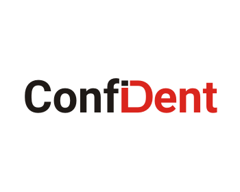 ConfIDent logo design