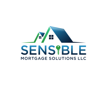 Sensible Mortgage Solutions LLC logo design