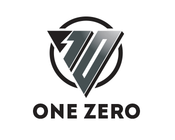 One Zero logo design