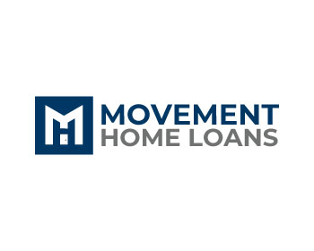 Movement Home Loans logo design