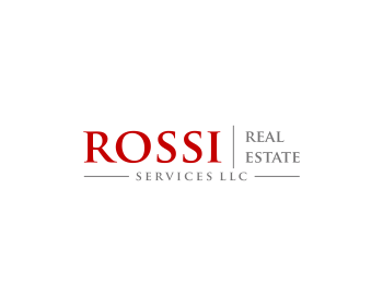 Logo design for Rossi Real Estate Services LLC