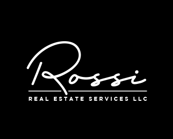 Rossi Real Estate Services LLC logo design