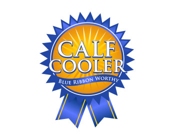 Calf Cooler logo design
