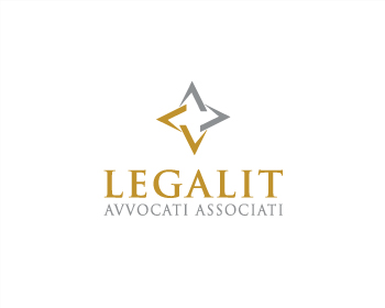 Logo design for Legalit Avvocati Associati