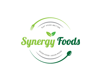 Synergy Foods logo design