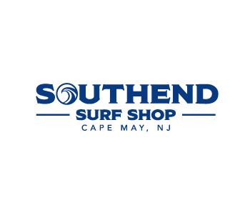 Logo design for Southend Surf Shop