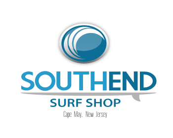 Southend Surf Shop logo design