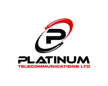 Platinum Telecommunications Ltd logo design