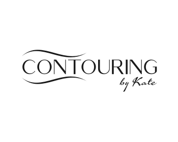 logo: Contouring by Kate