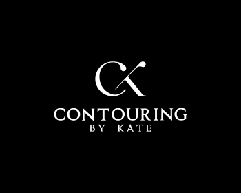 Contouring by Kate logo design