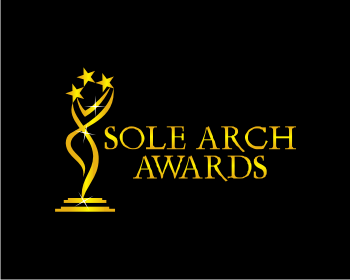 SOLE ARCH AWARDS logo design