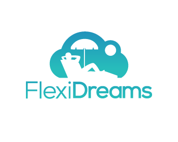 Logo design for Flexi Dreams
