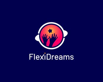 Flexi Dreams logo design