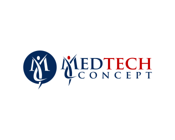 Logo design for MedTech Concept