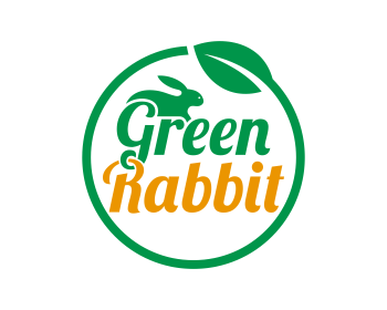 Restaurant logos (Green Rabbit)