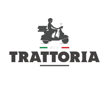 Logo design for Trattoria