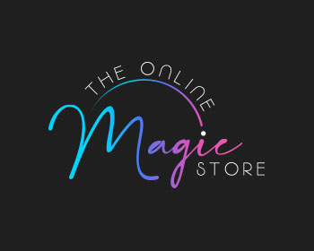 The Online Magic Store logo design