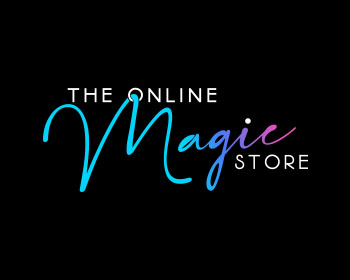 Logo design for The Online Magic Store