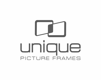 Unique Picture Frames logo design