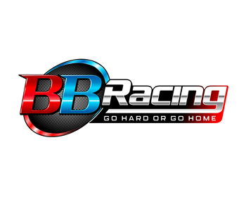 BB Racing logo design