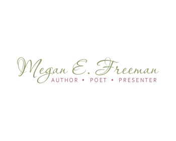 Megan E. Freeman logo design