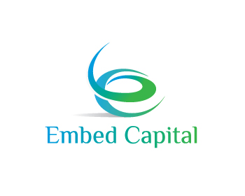 Embed Capital logo design