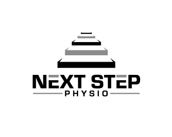 Next Step Physio logo design
