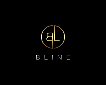BLINE logo design
