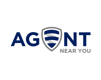 Agent Near You logo design