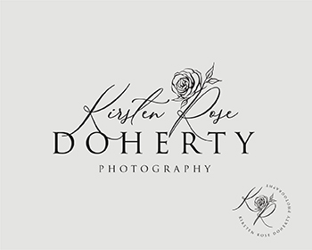 Kirsten Rose Doherty logo design