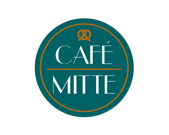 Logo design for Café Mitte