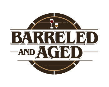 Barreled and Aged logo design