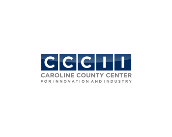 Caroline County Center for Innovation and Industry logo design