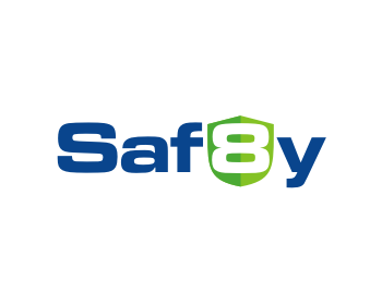 Logo per Saf8y   (safety)