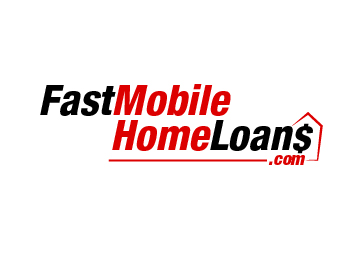 logo design for Fastmobilehomeloans.com