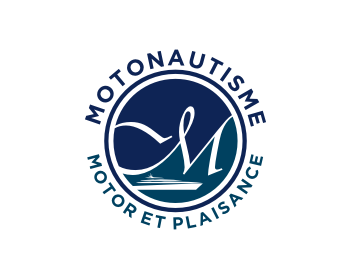 Logo design for Motonautisme, Motor et Plaisance