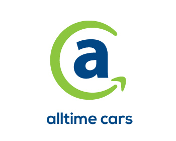 alltime cars logo design