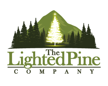 Logo design for The Lighted Pine Company