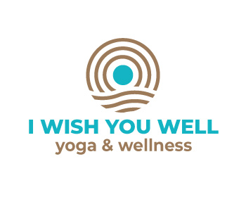 Logo I wish you well