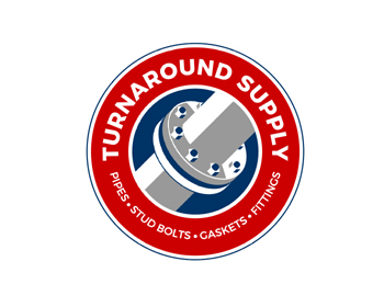 Turnaround Supply logo design
