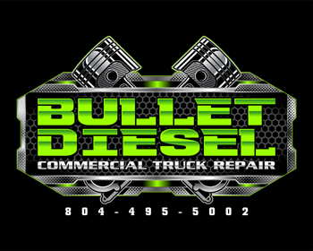 Logo design for BULLET DIESEL