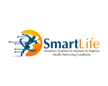 SmartLife logo design