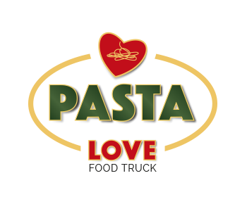 Pasta Love logo design