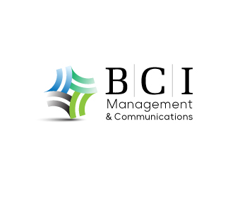 Logo design for BCI Management & Communications
