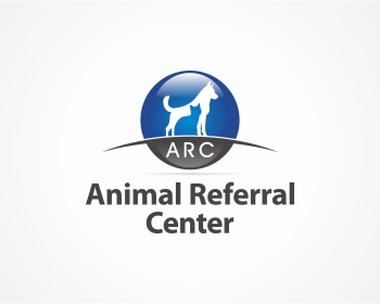 Animal Referral Center logo design