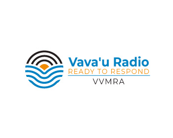 Vava'u Volunteer Maritime Response Association (VVMRA) logo design